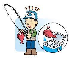 釣りイラスト